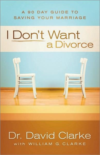 I Don't Want A Divorce (Paperback)