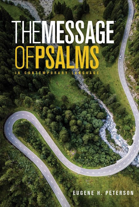 The Message The Book Of Psalms (Paper Back)