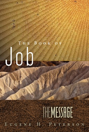 The Message: The Book Of Job (Paperback)