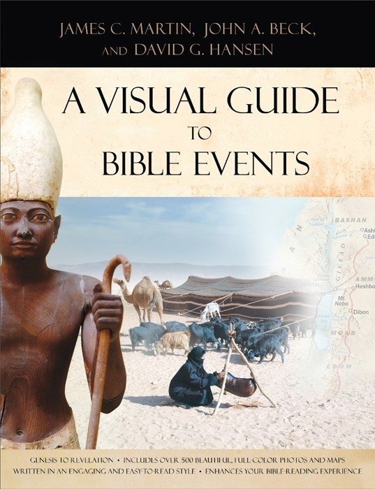 A Visual Guide To Bible Events (Paperback)