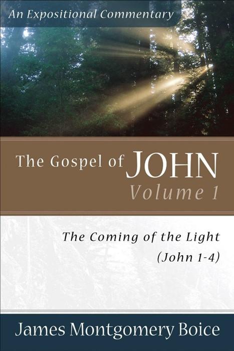 Gospel Of John, The, Volume 1 (Paperback)