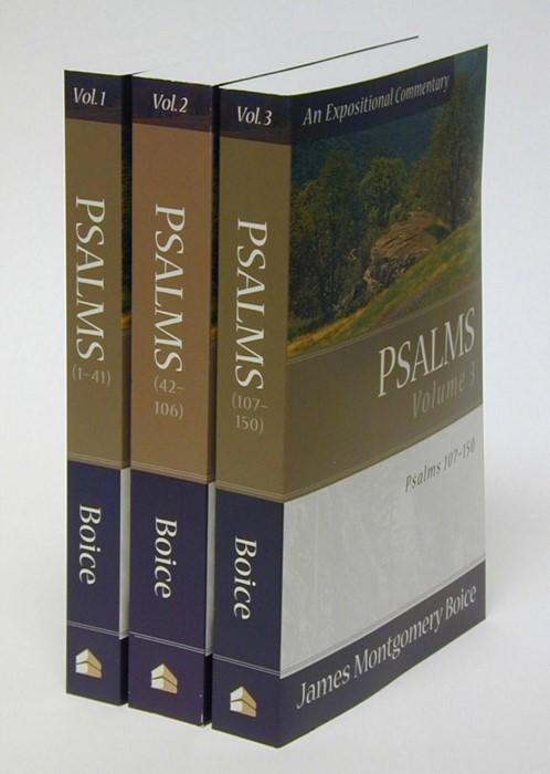 Psalms: 3 Volumes (Paperback)