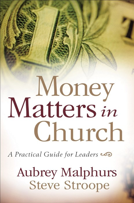 Money Matters In Church (Paperback)