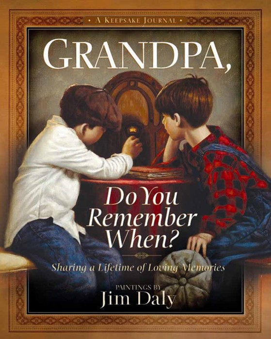 Grandpa, Do You Remember When? (Hard Cover)