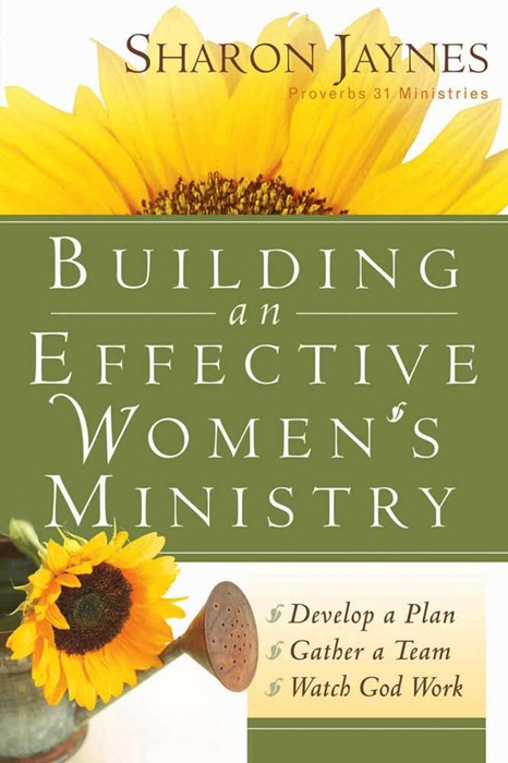 Building An Effective Women's Ministry (Paper Back)