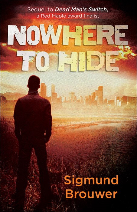 Nowhere To Hide (Paperback)
