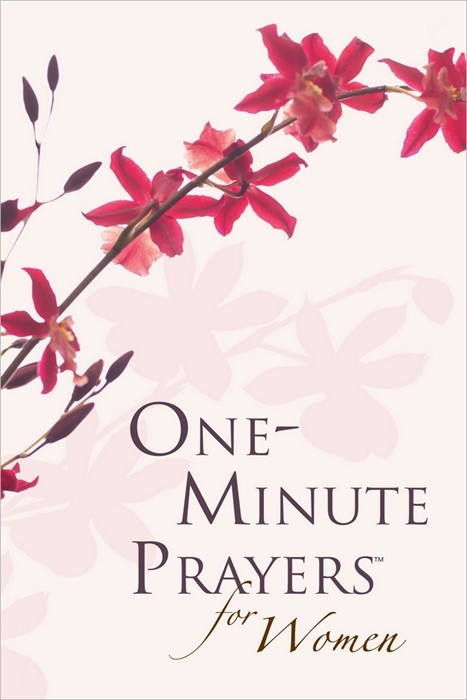 One-Minute Prayers For Women Gift Edition (Hard Cover)