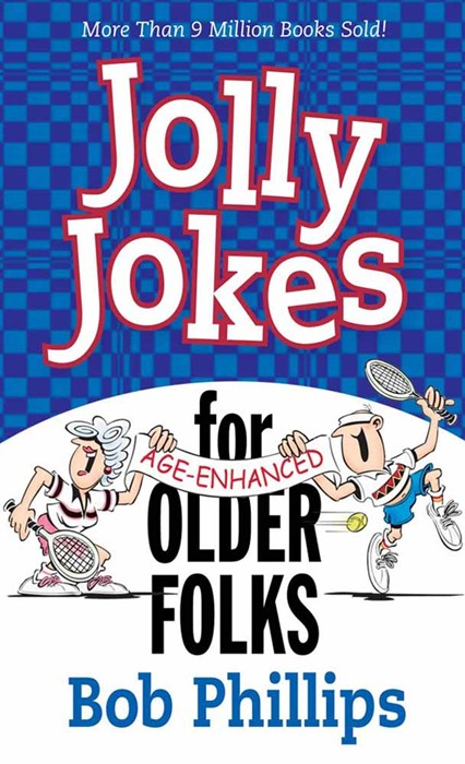 Jolly Jokes For Older Folks (Paperback)