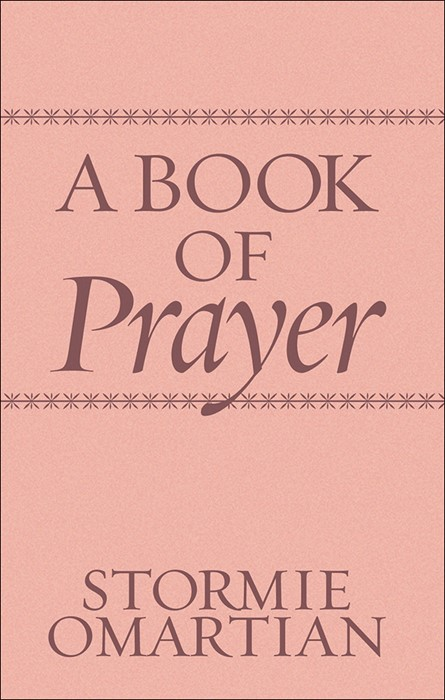 Book Of Prayer, A (Leather Binding)