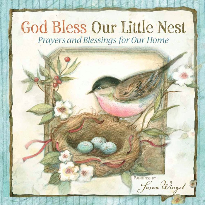 God Bless Our Little Nest (Hard Cover)