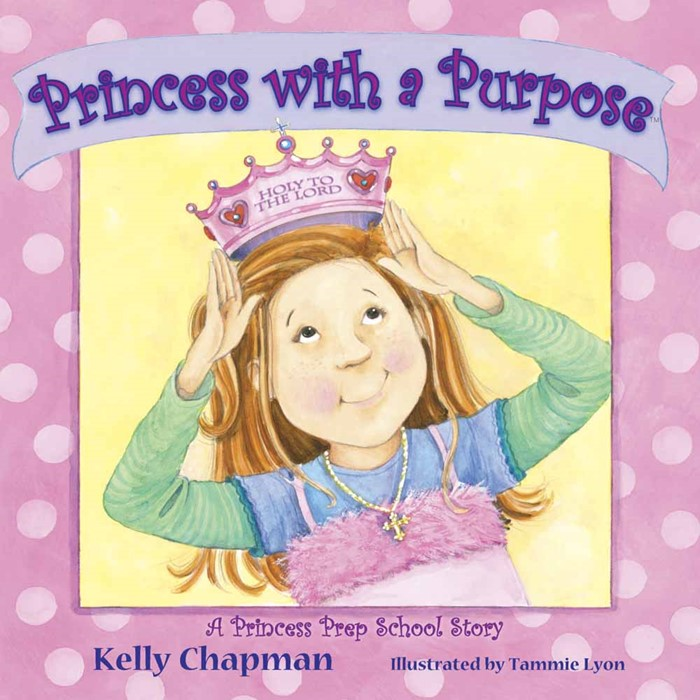 Princess With A Purpose (Hard Cover)