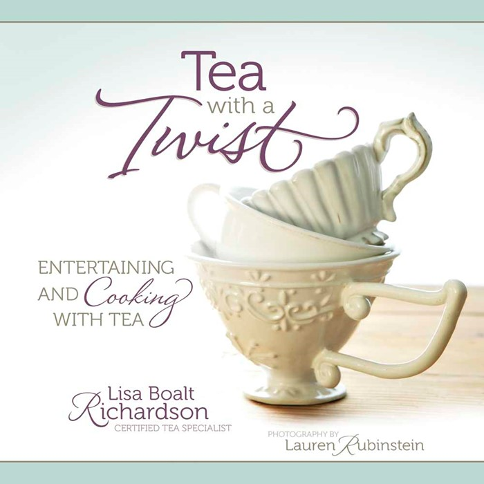 Tea With A Twist (Hard Cover)