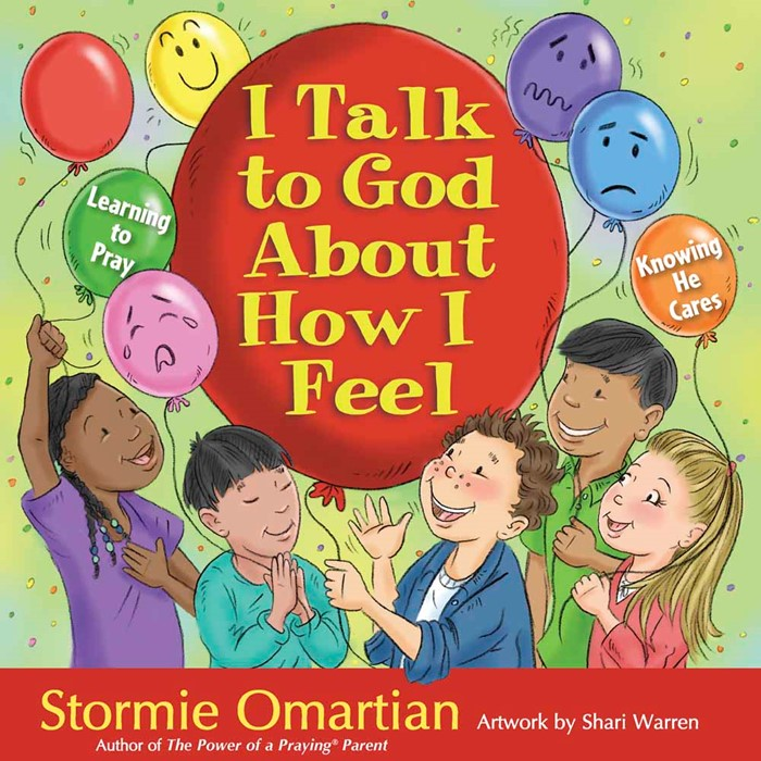 I Talk To God About How I Feel (Hard Cover)