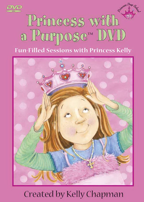 Princess With A Purpose Dvd (DVD)