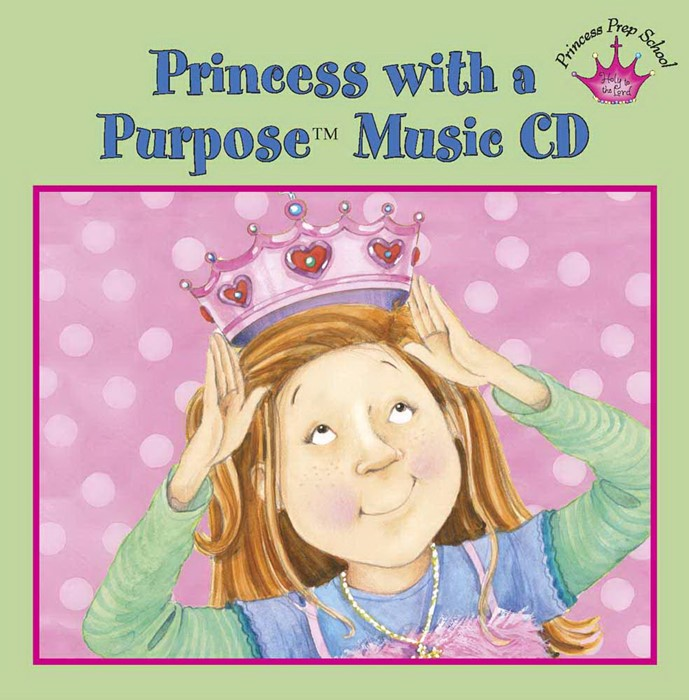 Princess With A Purpose Music Cd (CD-Audio)