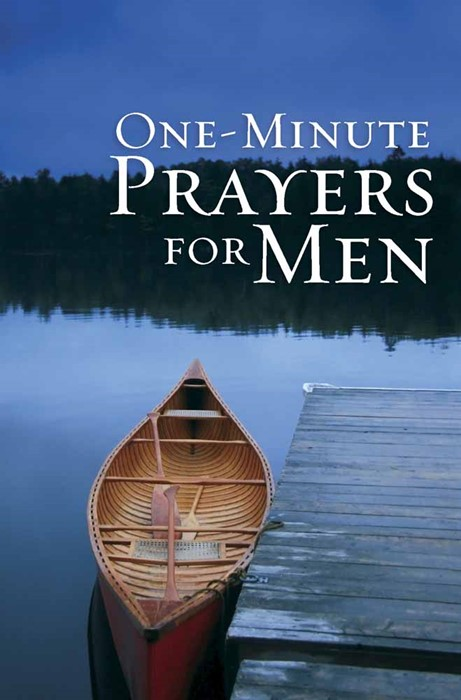 One-Minute Prayers For Men Gift Edition (Hard Cover)
