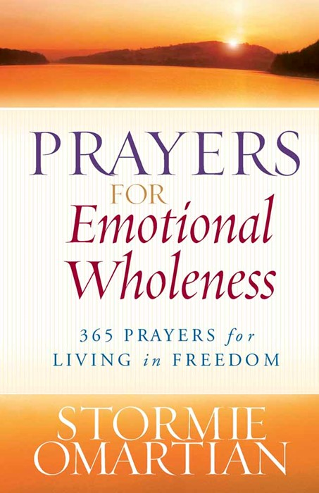 Prayers For Emotional Wholeness (Paperback)