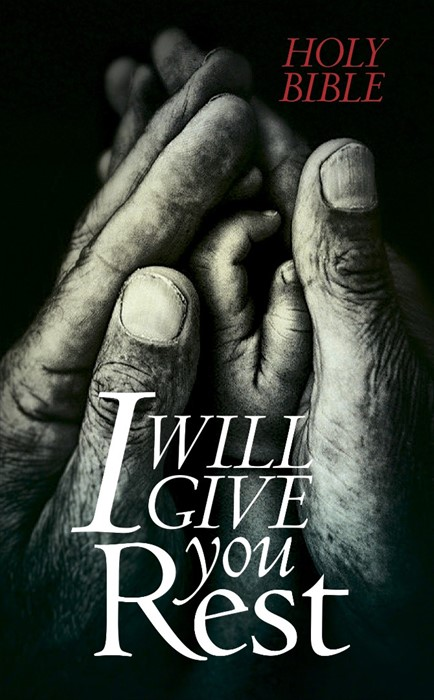 NLT I Will Give You Rest (Paperback)