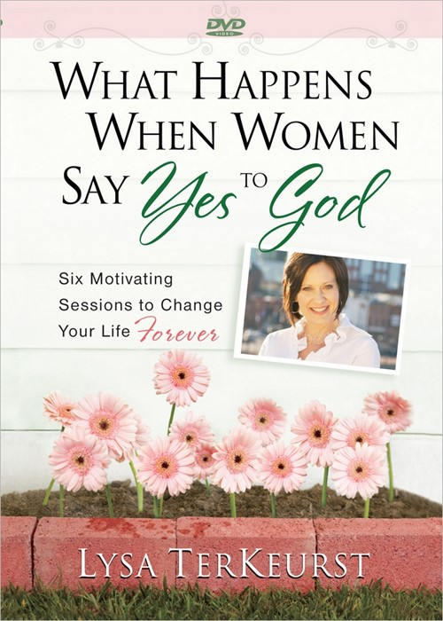 What Happens When Women Say Yes To God Dvd (DVD)