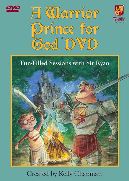 A Warrior Prince For God Dvd (DVD)