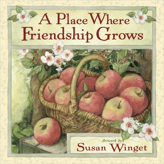 Place Where Friendship Grows, A (Hard Cover)