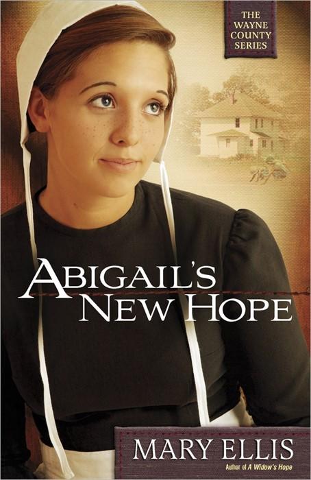 Abigail's New Hope (Paperback)