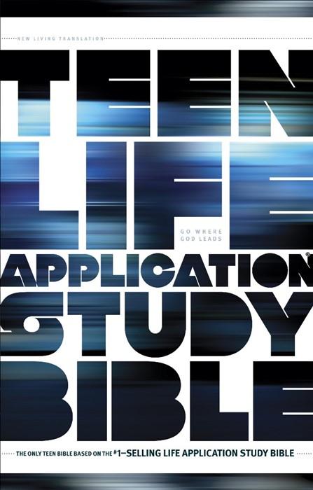 NLT Teen Life Application Study Bible (Hard Cover)