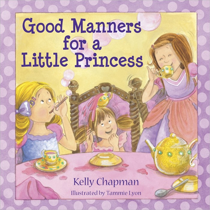 Good Manners For A Little Princess (Hard Cover)