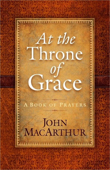 At The Throne Of Grace (Paperback)