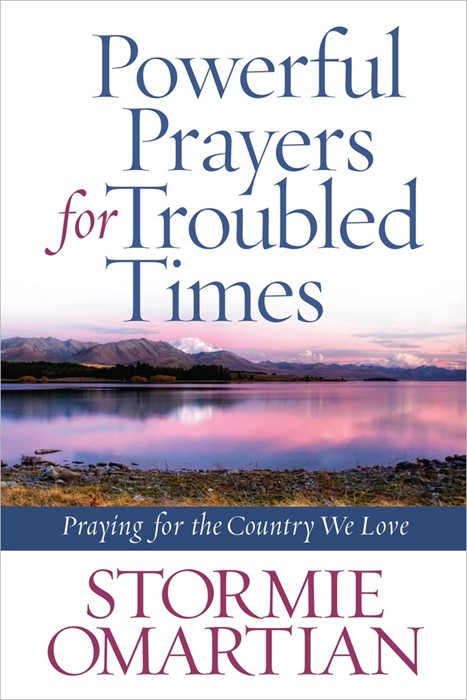 Powerful Prayers For Troubled Times (Paperback)
