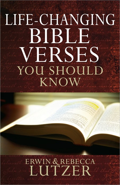 Life-Changing Bible Verses You Should Know (Paperback)