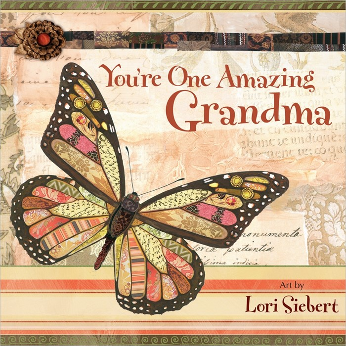 You're One Amazing Grandma (Hard Cover)