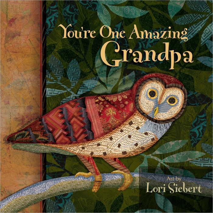 You're One Amazing Grandpa (Hard Cover)