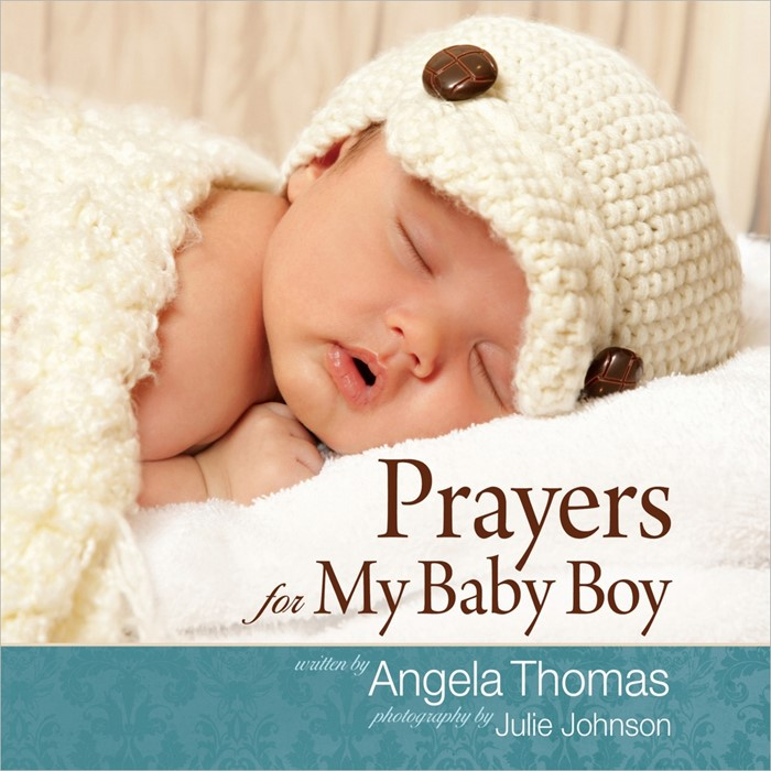 Prayers For My Baby Boy (Hard Cover)