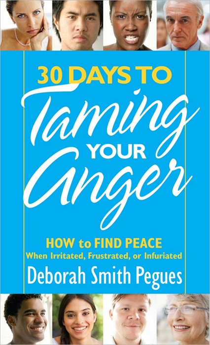 30 Days To Taming Your Anger (Paperback)