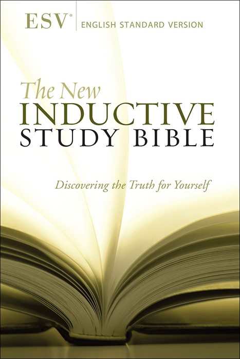 The ESV New Inductive Study Bible