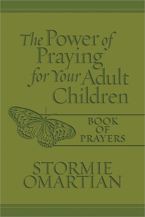 Power Of Praying For Your Adult Children Book Of Prayers, Th (Leather Binding)