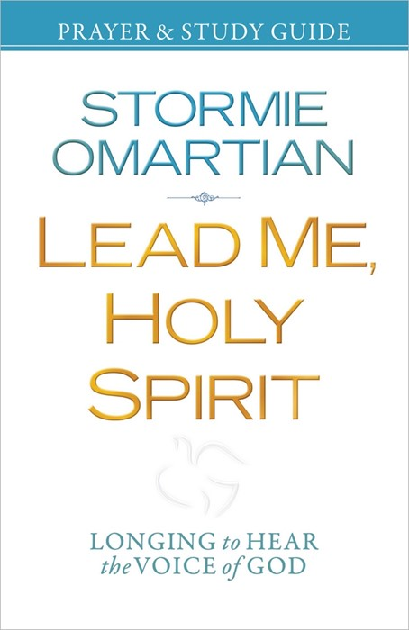 Lead Me, Holy Spirit Prayer And Study Guide (Paperback)