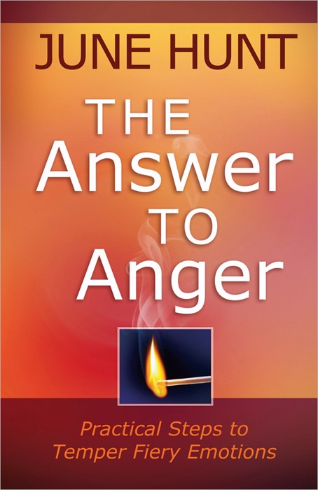 The Answer To Anger (Paperback)
