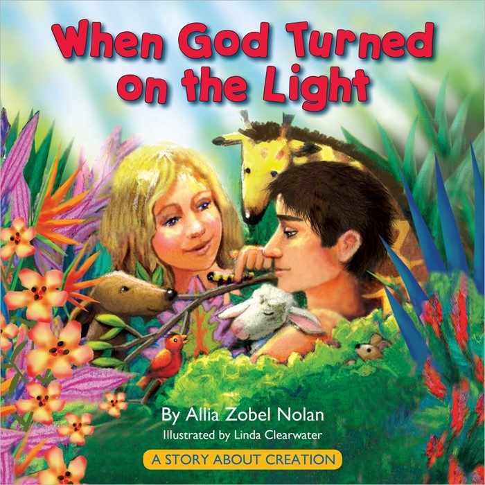 When God Turned On The Light (Hard Cover)