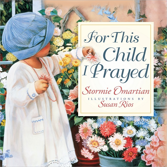 For This Child I Prayed (Hard Cover)
