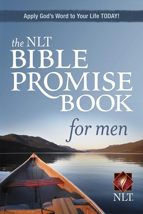 The NLT Bible Promise Book For Men (Paperback)