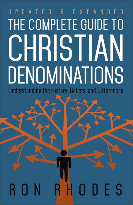 The Complete Guide To Christian Denominations (Paper Back)