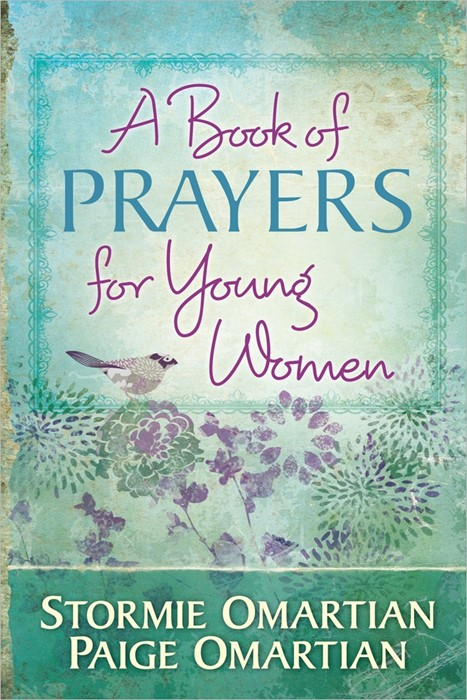 Book Of Prayers For Young Women, A (Hard Cover)