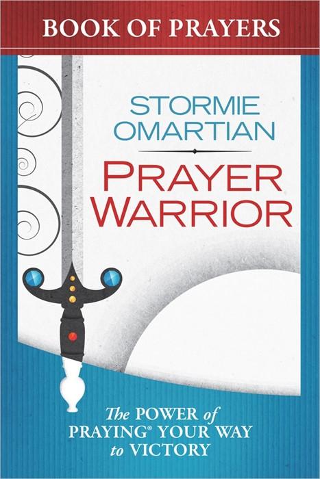 Prayer Warrior Book Of Prayers (Paperback)