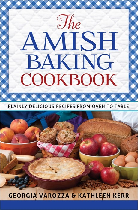 The Amish Baking Cookbook (Spiral Bound)