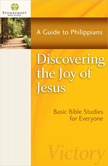 Discovering The Joy Of Jesus (Paper Back)