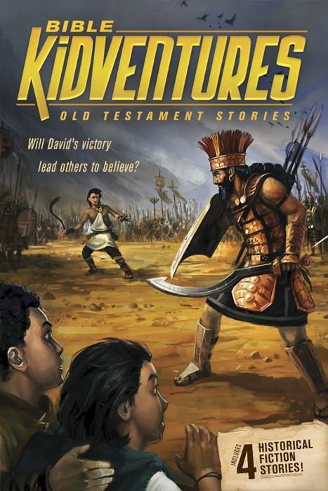 Bible Kidventures Old Testament Stories (Paperback)