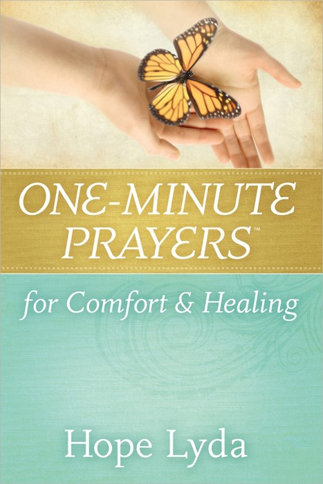One-Minute Prayers For Comfort And Healing (Hard Cover)
