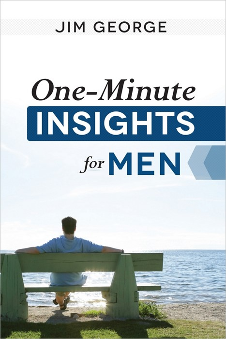 One-Minute Insights For Men (Paperback)